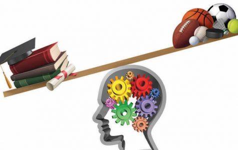 Balancing athletics and academics