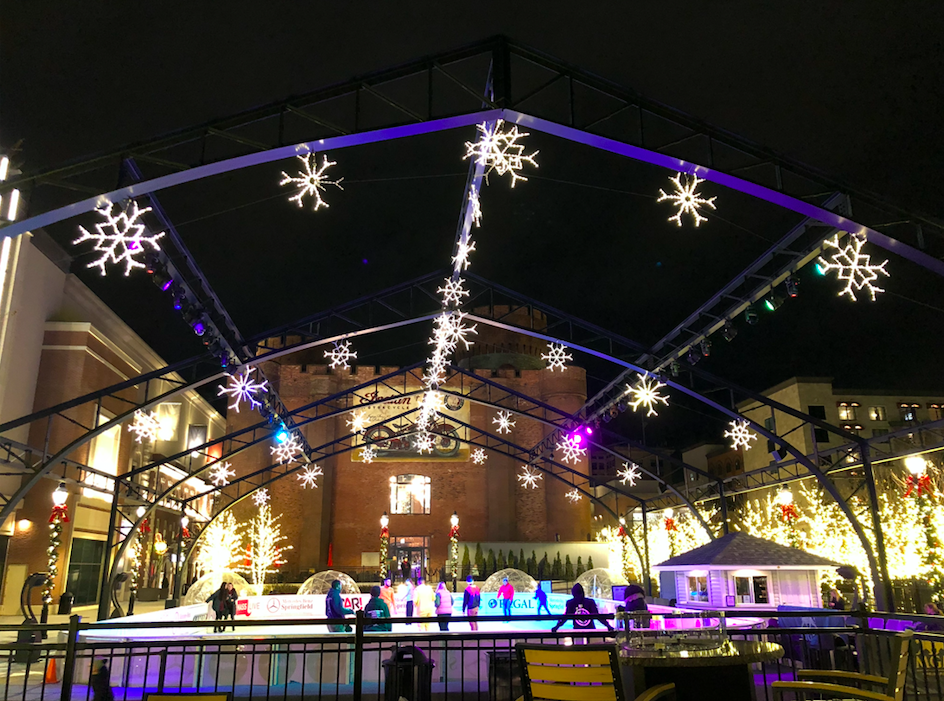 A holly and jolly winter experience at MGM Springfield