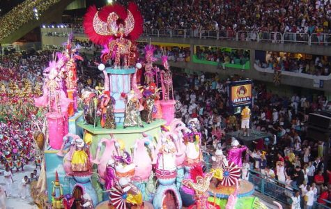 2019 Carnival of Brazil: a colorful celebration