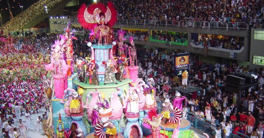 2019 Carnival of Brazil: a colorful celebration