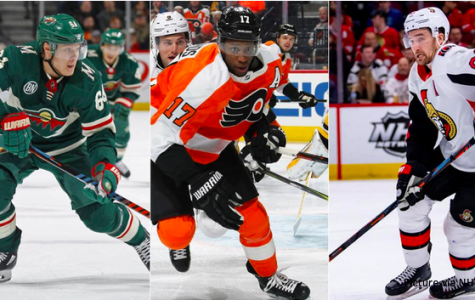 NHL trade deadline; teams beef up leading to playoffs