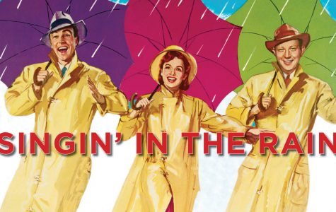 Singin' in the Rain is headed our way