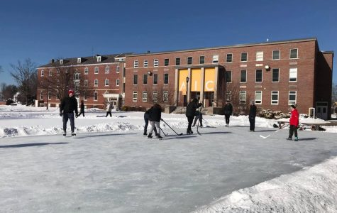 Quadrangle ice time for all