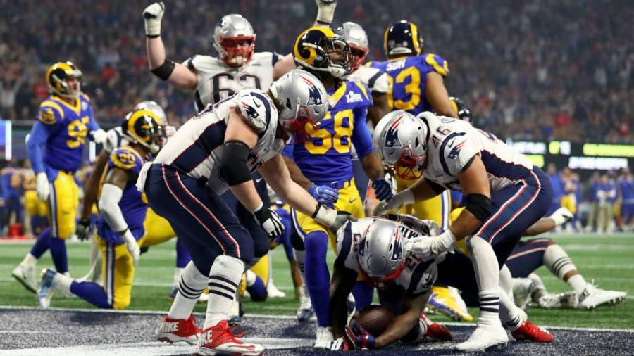Patriots win the Super Bowl…again!