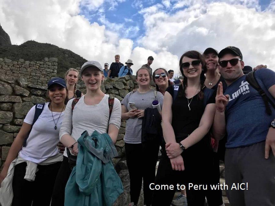 Announcement: AIC plans spring break trip to Peru (UPDATE!)
