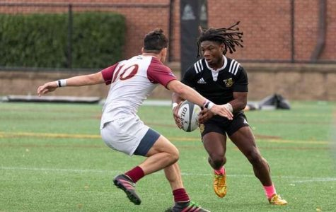 AIC men's rugby fall to Iona and seek third place finish