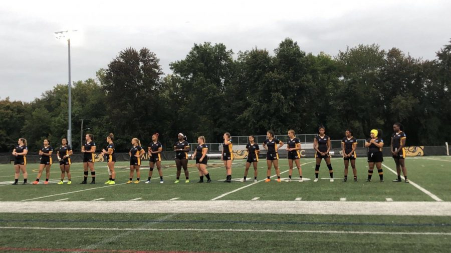 AIC+Women%27s+Rugby+still+stands+through+a+tough+season+filled+with+injuries