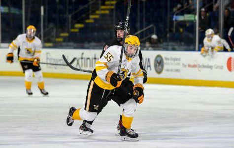 Yellow Jackets ice hockey buzz into holiday break