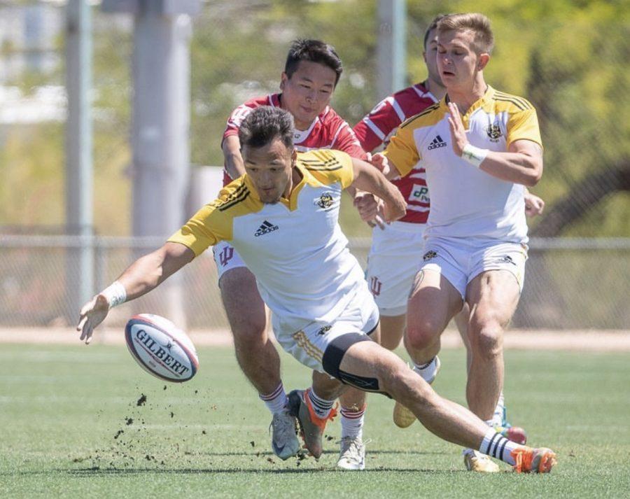 AIC men's rugby team approaches spring season