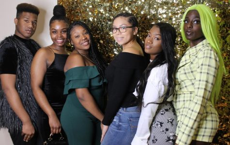 PRIDE celebrates involvement and achievement at second annual Black Excellence Ball