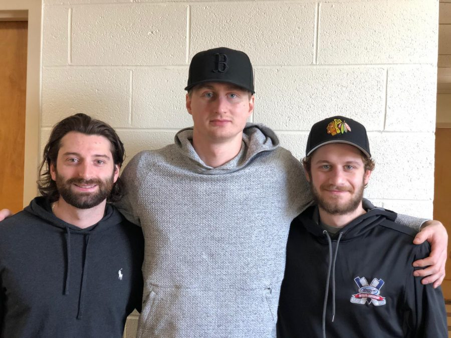 Meet the Three Nominees for the Most Prestigious Hockey Award