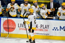 AIC hockey historic run last season